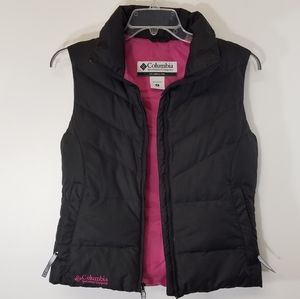 🎉HP🎉 Columbia Vest Down Puffer S